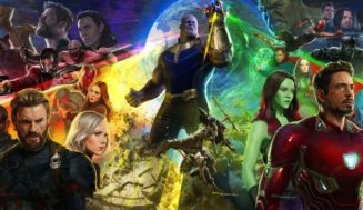 Мстители: Война бесконечности 2