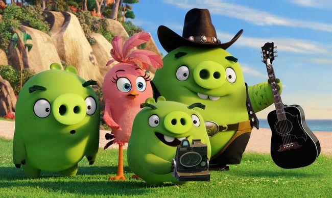 Angry Birds в кино 2: дата выхода