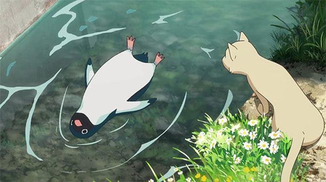 Тайная жизнь пингвинов: дата выхода аниме