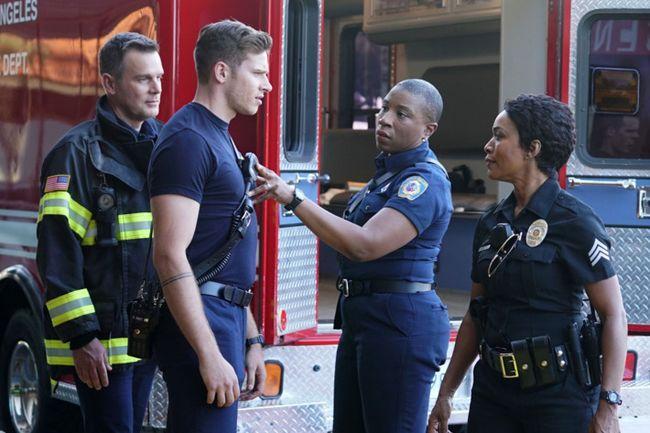 Сериал 911 2 сезон: дата выхода