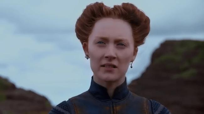 Мария — королева Шотландии — дата выхода фильма