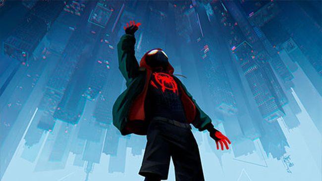 Человек-паук: Через вселенные — дата выхода мультфильма