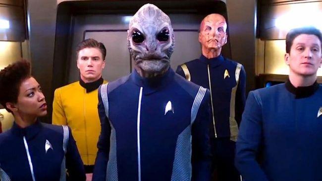 Звездный путь: Дискавери 2 сезон — дата выхода сериала