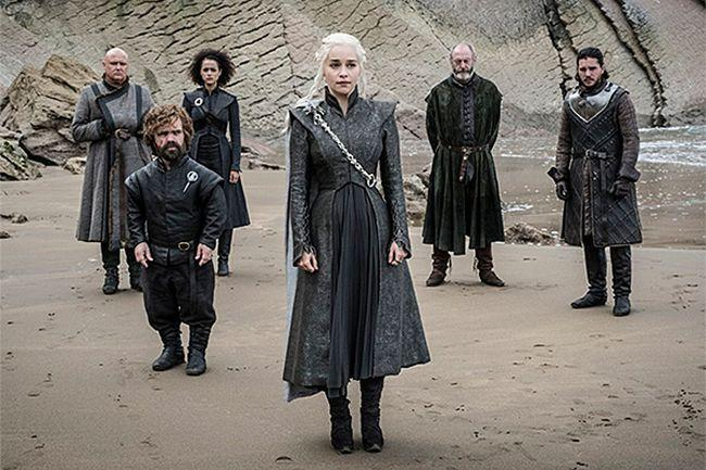 Игра престолов 8 сезон: дата выхода