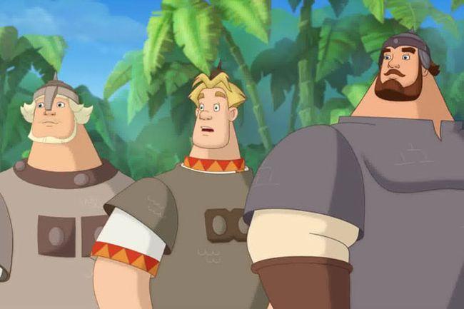 Три богатыря и наследница престола: дата выхода мультфильма