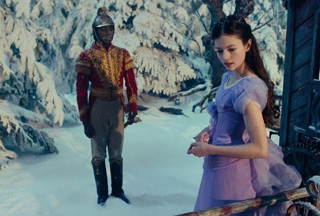 Щелкунчик и четыре королевства: дата выхода фильма