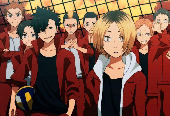 Волейбол 4 сезон: дата выхода продолжения аниме-сериала