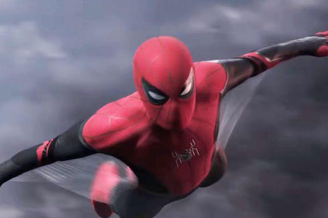 Человек-паук: Вдали от дома — дата выхода фильма в прокат