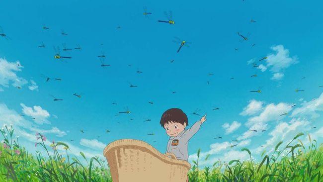 Мирай из будущего — дата выхода анимационного фильма