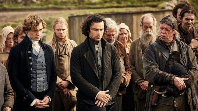 Полдарк 5 сезон: дата выхода продолжения сериала