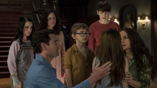 Призраки дома на холме 2 сезон: дата выхода хоррор-сериала