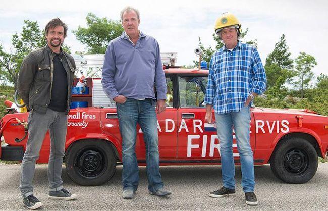 Гранд тур 3 сезон: дата выхода автомобильного шоу