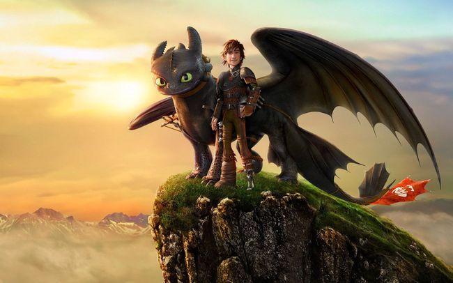 Как приручить дракона 4 — выйдет ли продолжение мультфильма