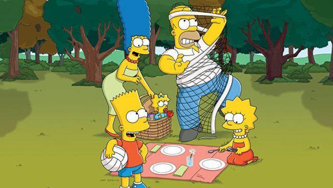 Симпсоны 31 сезон — дата выхода продолжения мультсериала
