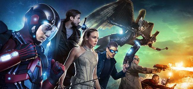 Легенды завтрашнего дня 5 сезон: дата выхода продолжения сериала