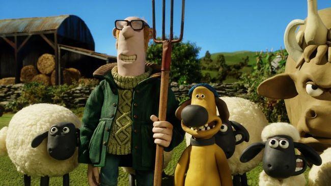 Барашек Шон 2: Фермагеддон — дата выхода мультфильма