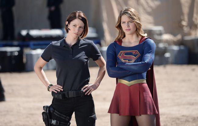 Супергерл 5 сезон — дата выхода продолжения сериала