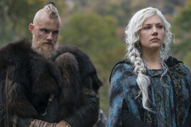 Викинги 7 сезон — дата выхода продолжения исторического сериала