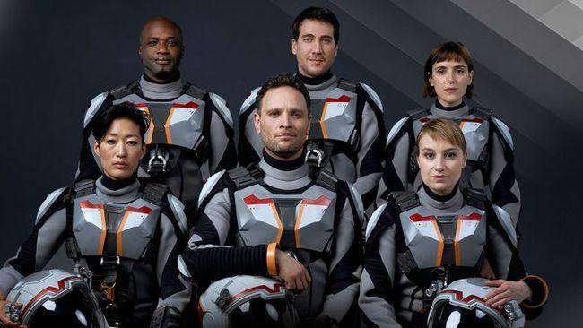 Марс 3 сезон — дата выхода фантастического сериала