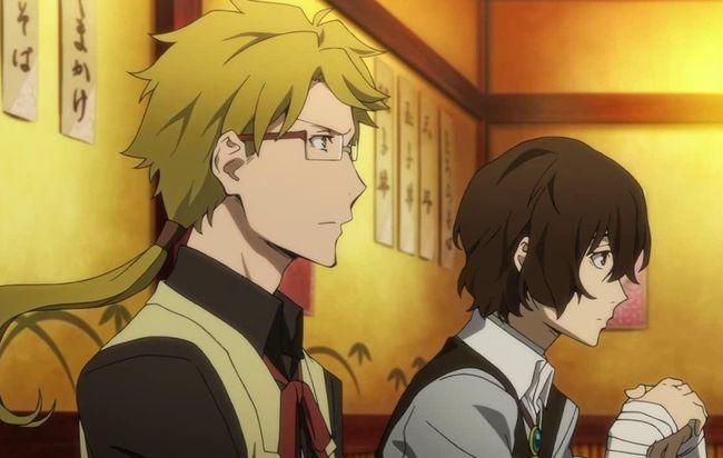 Великий из бродячих псов 4 сезон — дата выхода аниме-адаптации