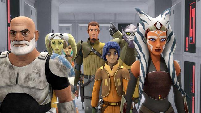 Звездные войны: Повстанцы 5 сезон — дата выхода