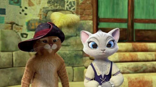 Приключения Кота в сапогах 7 сезон — дата выхода мультсериала