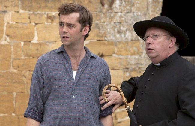 Отец Браун 8 сезон — дата выхода английского детективного сериала