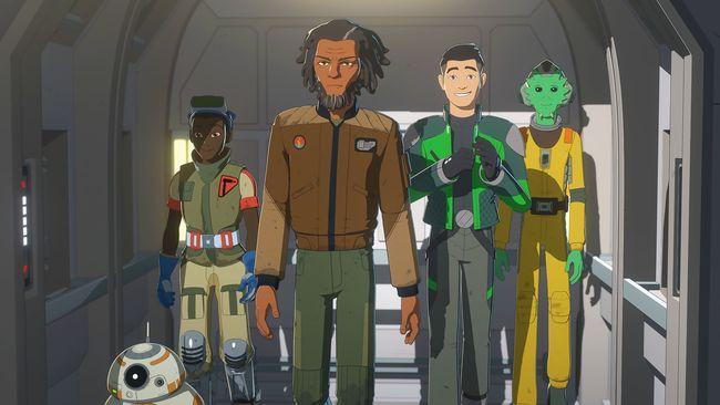 Звездные войны: Сопротивление 2 сезон — дата выхода мультсериала