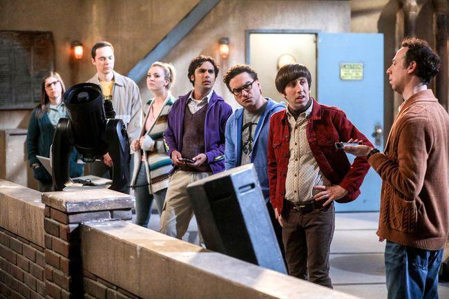 Теория большого взрыва 13 сезон — дата выхода сериала