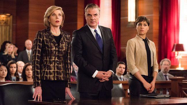 Хорошая борьба 4 сезон — дата выхода юридической драмы