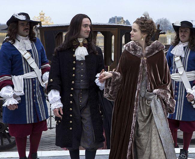 Версаль 4 сезон — дата выхода исторического сериала