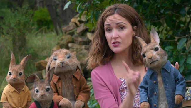 Кролик Питер 2 — дата выхода продолжения фильма