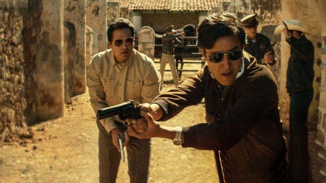 Нарко: Мексика 2 сезон — дата выхода крмиинальной драмы