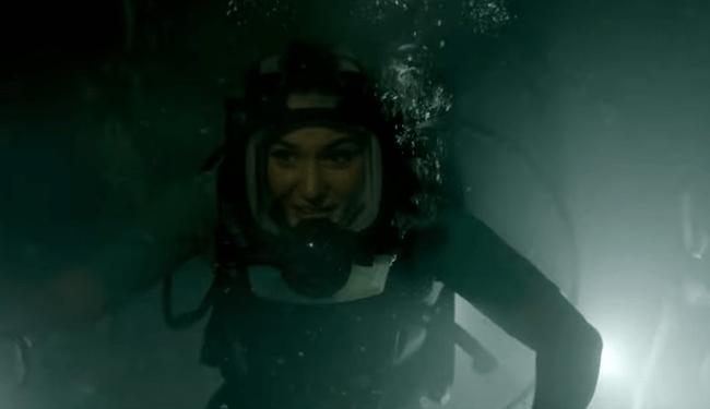 Синяя бездна 2 — дата выхода фильма ужасов в прокат