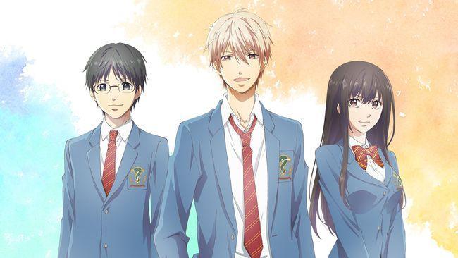 Задержи этот звук 2 сезон — дата выхода аниме-сериала