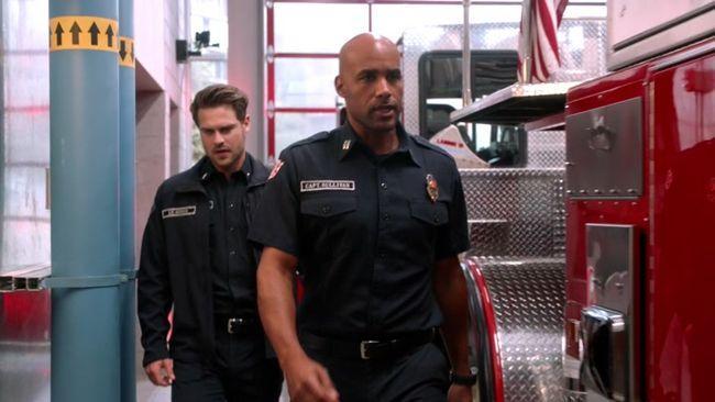 Пожарная часть 19 3 сезон — дата выхода драматического сериала