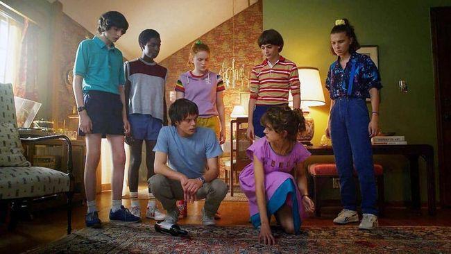 Очень странные дела 4 сезон — дата выхода сериала