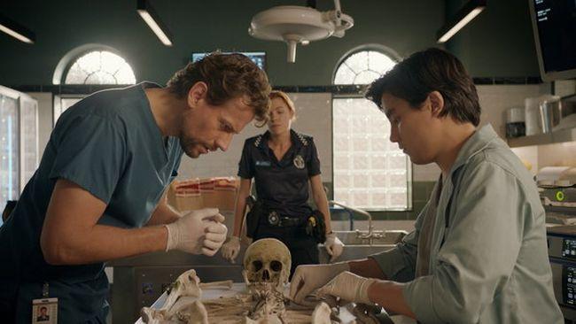 Доктор Хэрроу 3 сезон — дата выхода нового сезона