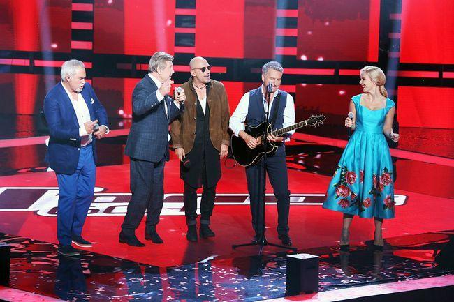 Голос 60+ 2 сезон — дата выхода музыкального шоу