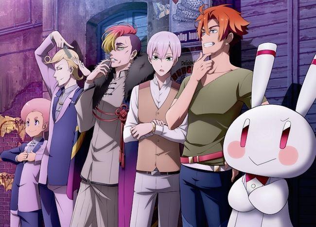 РобиХати 2 сезон — дата выхода аниме-сериала