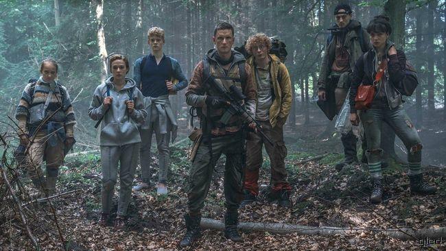 Дождь 3 сезон — дата выхода постапокалиптического сериала