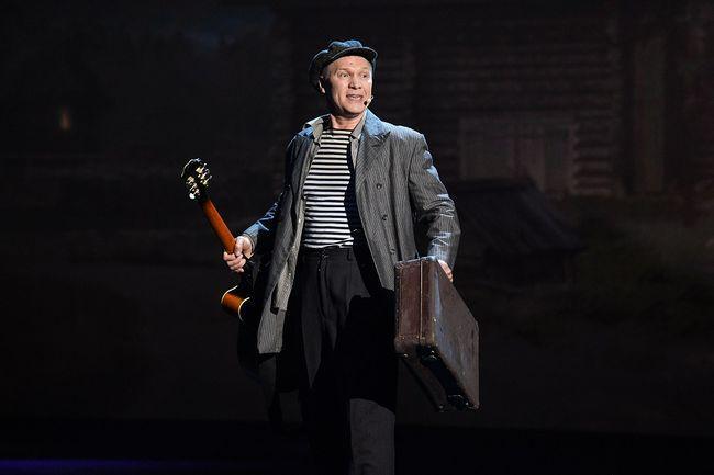 Три аккорда 5 сезон — дата выхода телешоу на Первом канале