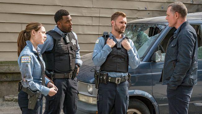 Полиция Чикаго 7 сезон — дата выхода криминальной драмы
