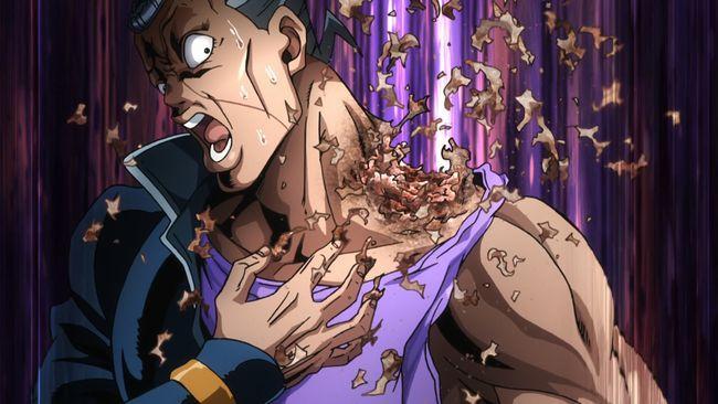Невероятные приключения ДжоДжо 6 сезон — дата выхода аниме
