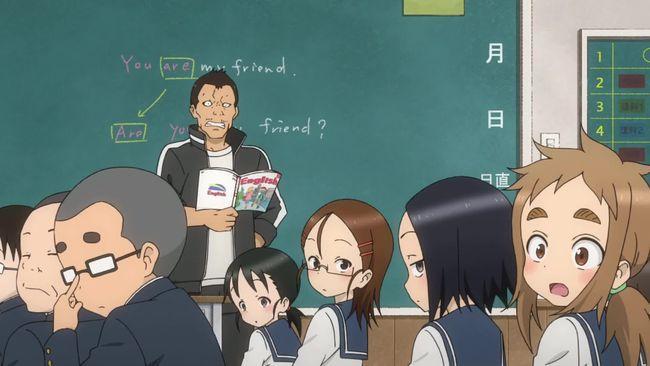 Поддразнивание Такаги 3 сезон — дата выхода аниме-сериала