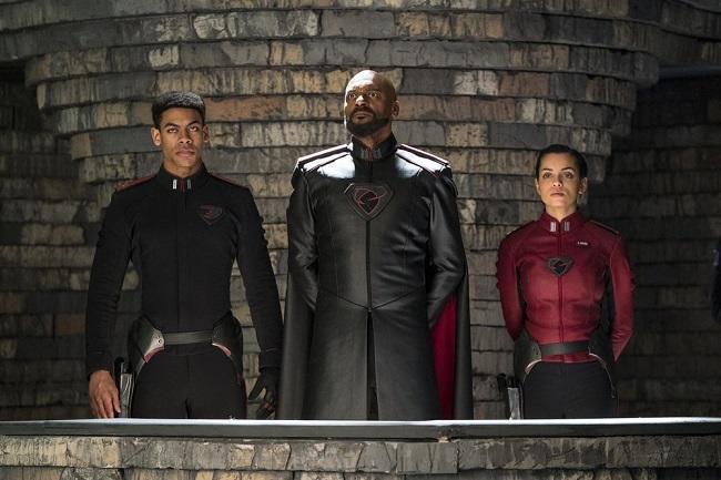Криптон 3 сезон —  дата выхода фантастического сериала