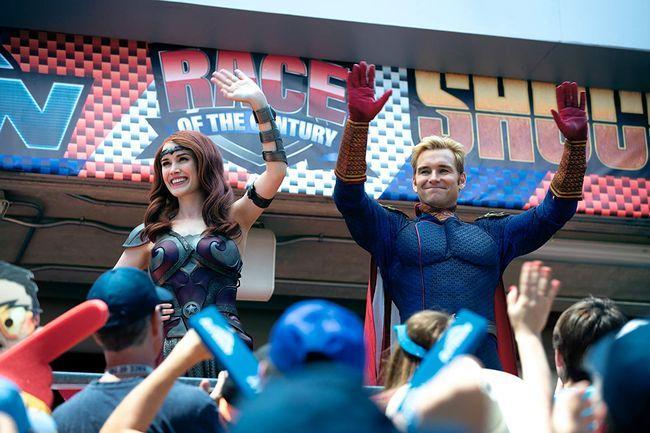 Пацаны 2 сезон — дата выхода супергеройского сериала