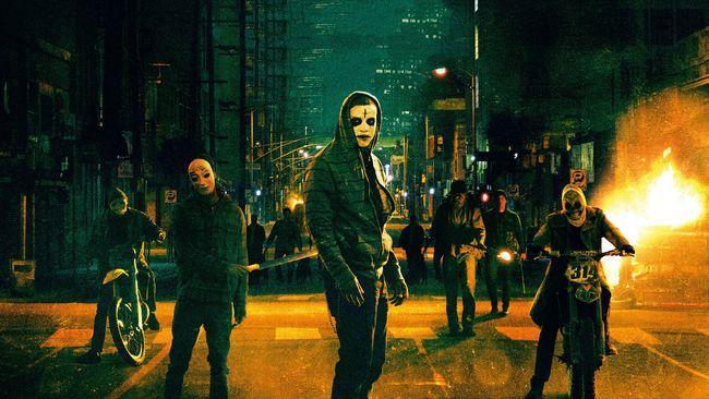Судная ночь 5 — дата выхода пятой части фильма в прокат