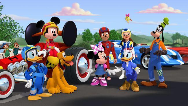 Микки и веселые гонки 3 сезон — дата выхода мультсериала