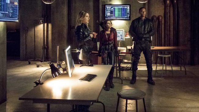 Стрела 9 сезон — дата выхода супергеройского сериала